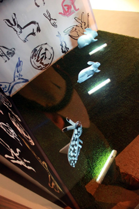 Joan Jonas Armory Show 2012_blog 3