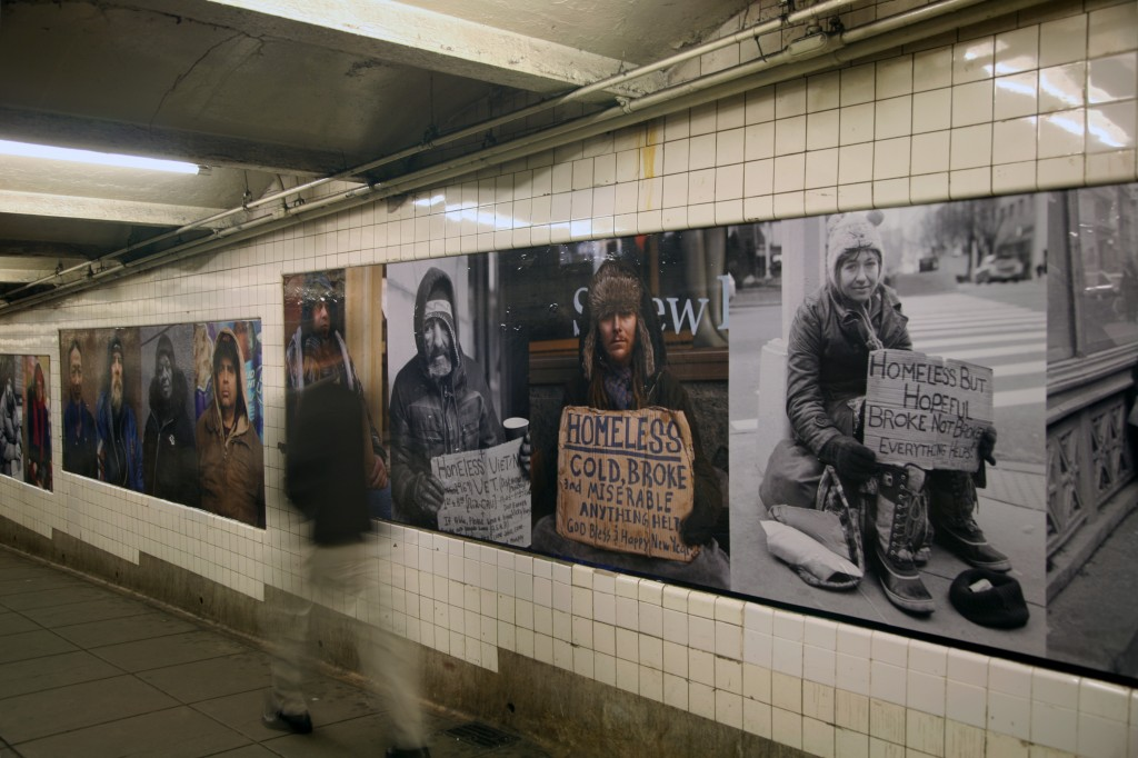 More Art Presents: Andres Serrano: Residents of New York