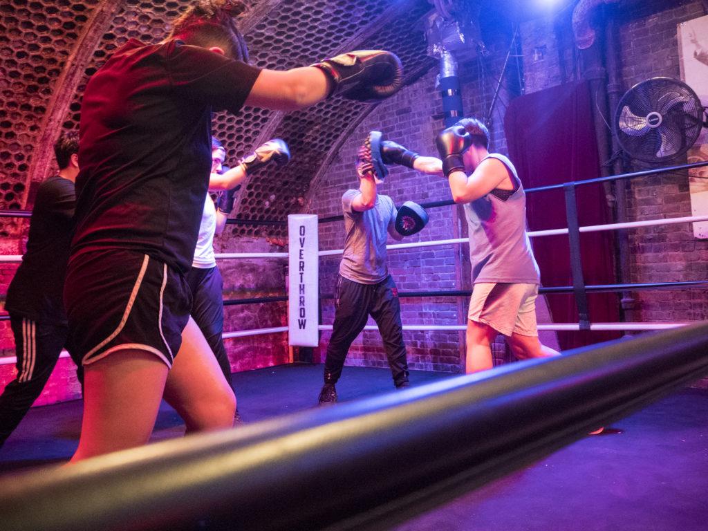 Trans Boxing